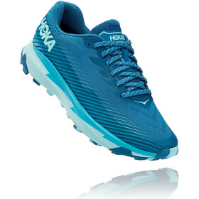 Hoka One One Torrent 2 Zapatillas Running Mujer, blue sapphire/angel blue